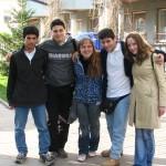מתנדבת מקומית, יונתן, מתנדבת מקומית, שראל ואמיתי